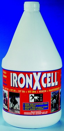 W-Iron X-cell 3,8L